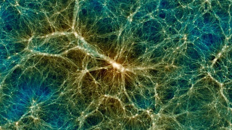 «Uchuu» la simulación más completa del universo