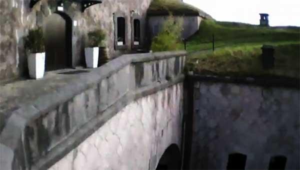 Accidente: Fuerte de San Markos