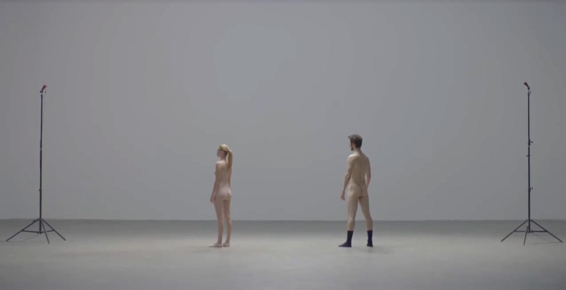 Danza, Desnudos y Drones