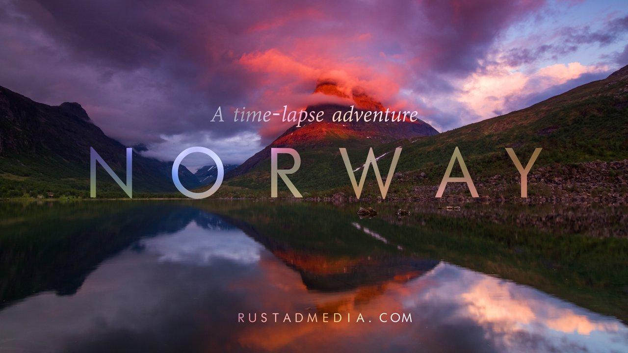 Noruega. Una aventura de intervalos