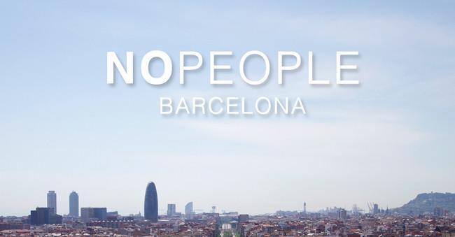 NO PEOPLE Barcelona