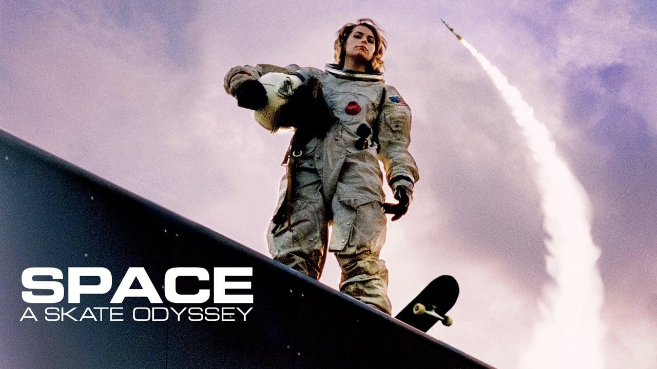 SPACE: A SKATE ODYSSEY. Un corto de Skate y Cohetes