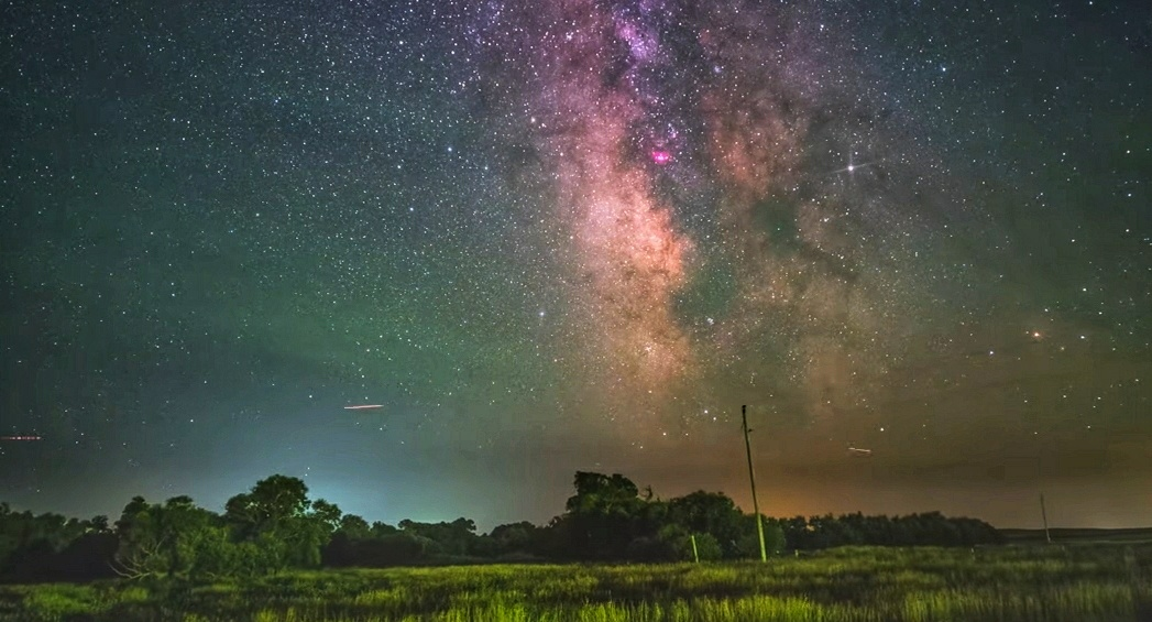 Estabilización de la Vía Láctea. Visualización de la Rotación de la Tierra
