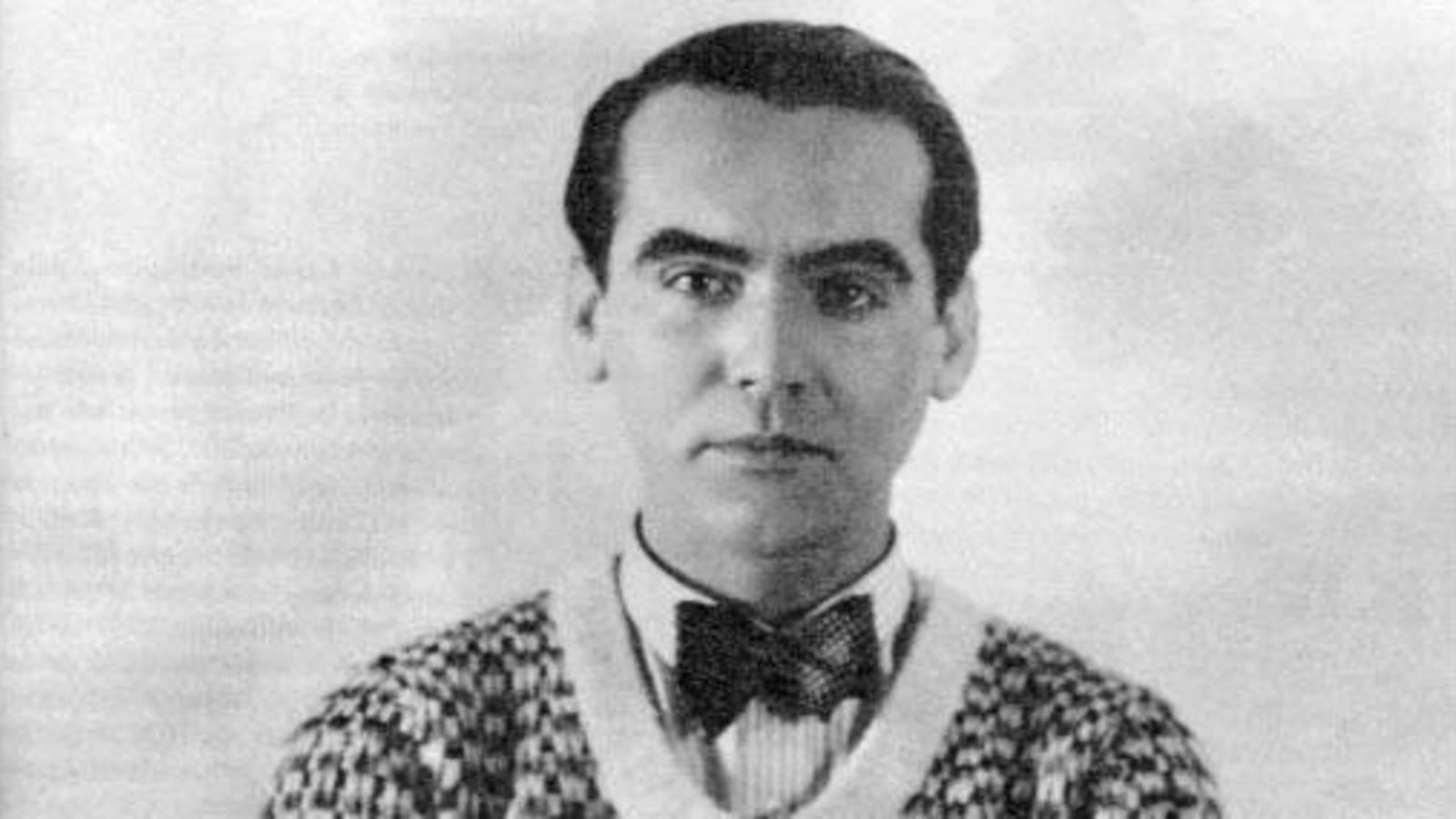 DeepFake: Federico García Lorca recitando «Casida de la muchacha dorada»