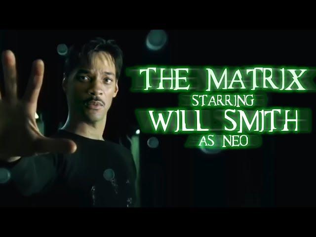 DeepFake: Will Smith como Neo en «The Matrix»