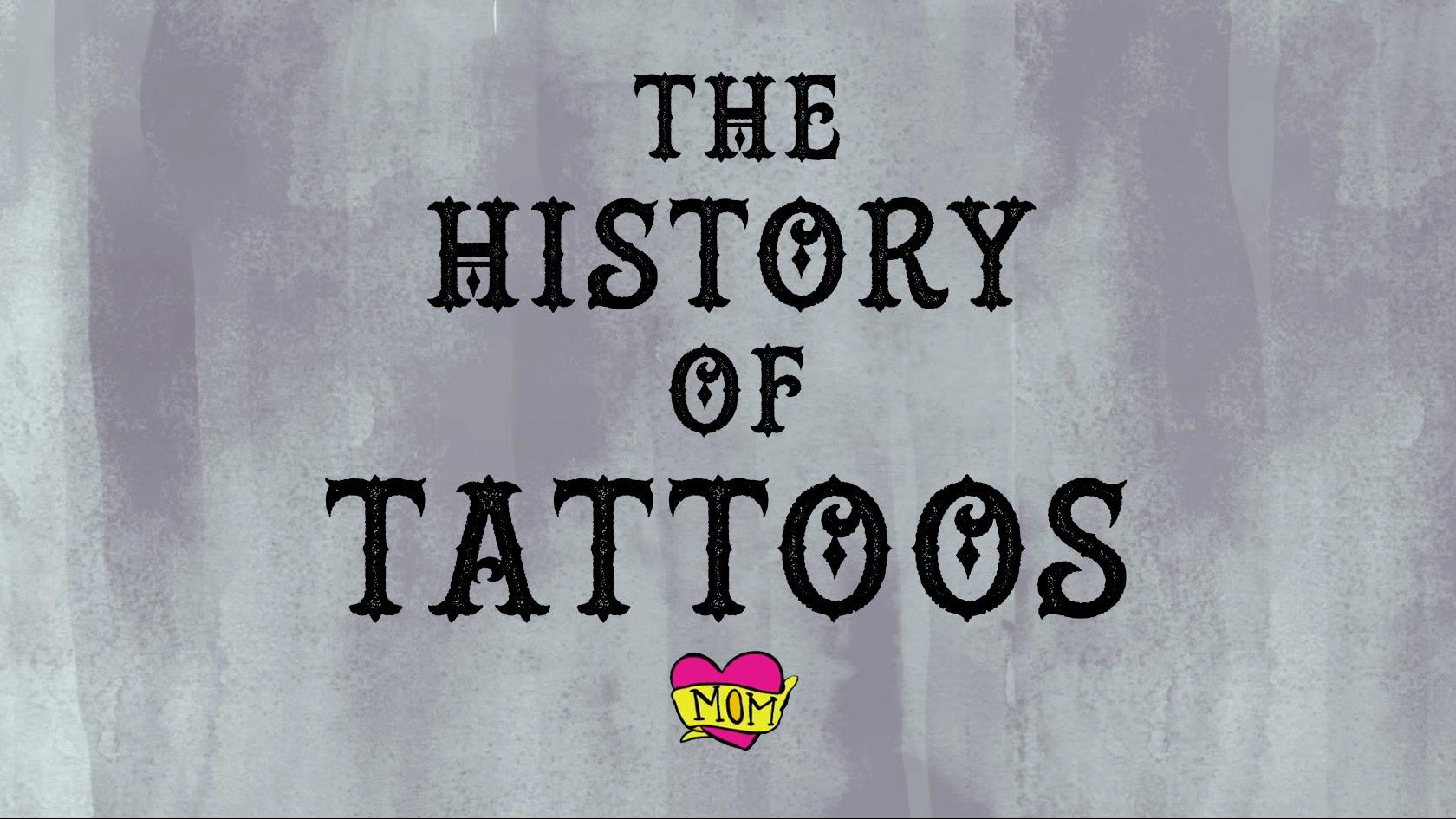 La Historia de los Tatuajes [Ingles subtitulado]